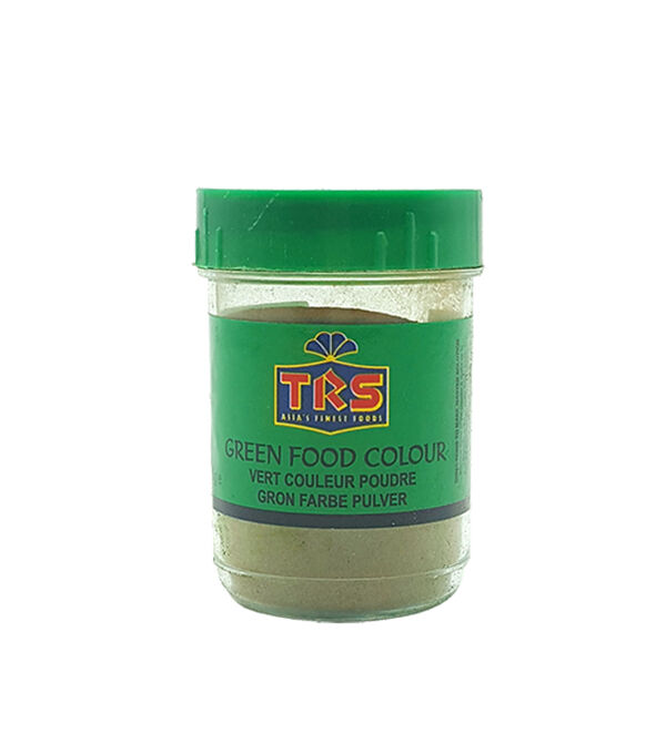 TRS Green Food Colour 25 Gr.