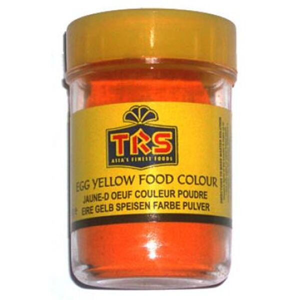 TRS Yellow Food Colour 25 Gr.