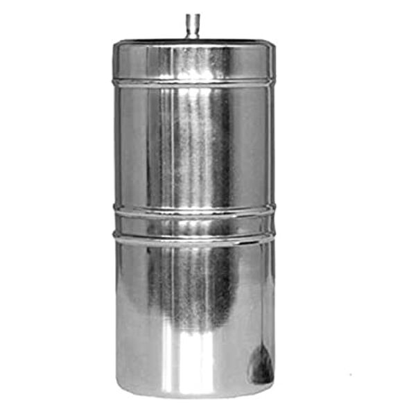 Stainless Steel South Indian Coffee Filter - Small