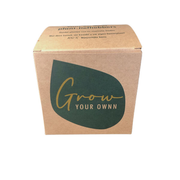 Grow your own plant