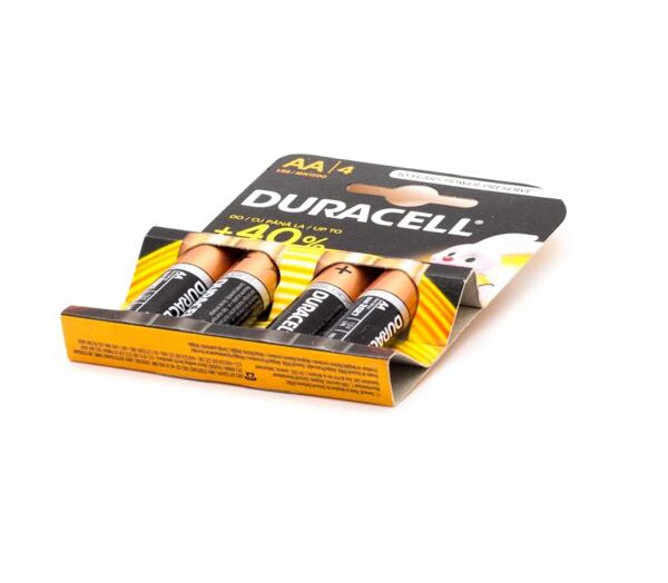 Duracell Plus AA