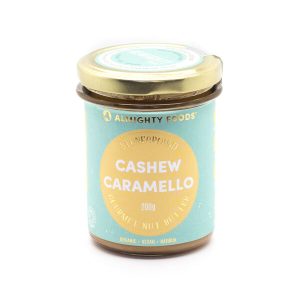 Almighty Foods - Cashew Caramello