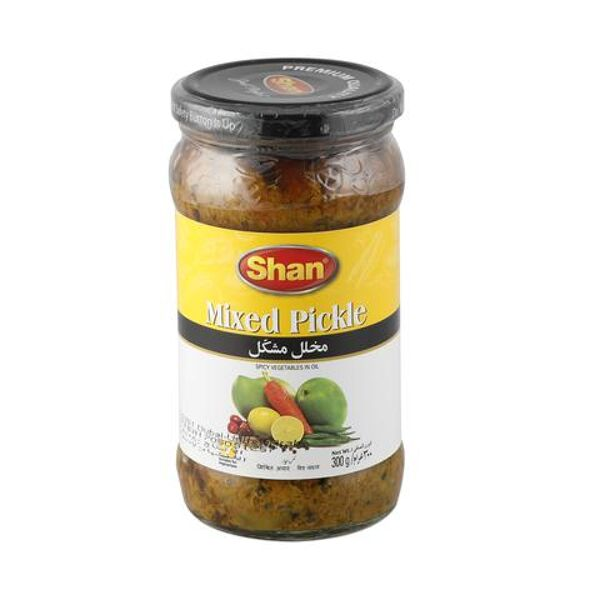 Shan Mixed Pickle 300Gr