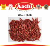 Aachi Red Chillies Whole 200Gr