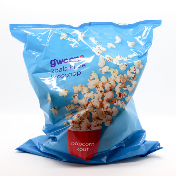 G'Woon Popcorn Zout