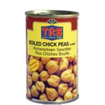 TRS Chick Peas Boiled 400 Gr.