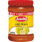 Aachi Lime Pickle 200Gr B1G1