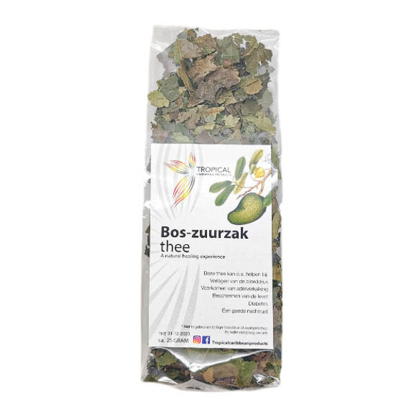 Tropical Caribbean Products Bos-zuurzak Thee
