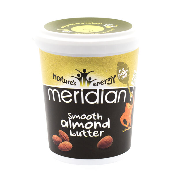 Smooth Almond Butter 100% - tub