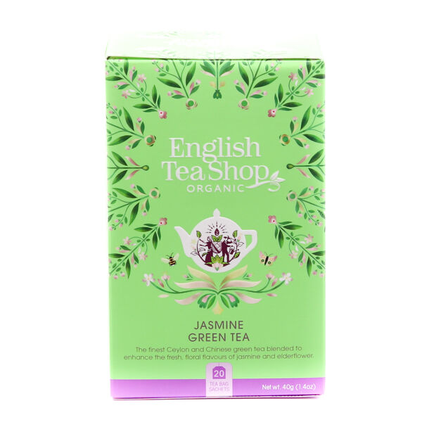 English Tea Shop Jasmine Green Tea