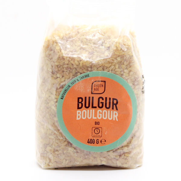 Greenage Bulgur