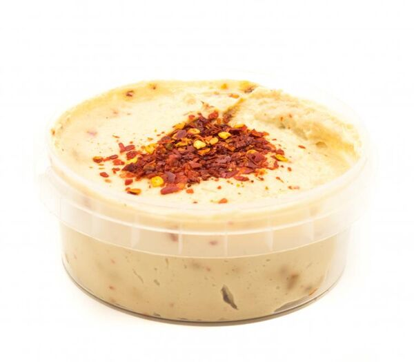 Hummus spicy