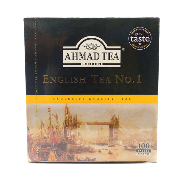Ahmad Tea London English Tea no.1