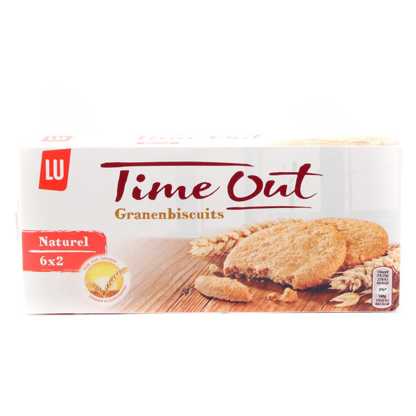 Time Out Granenbiscuit Naturel