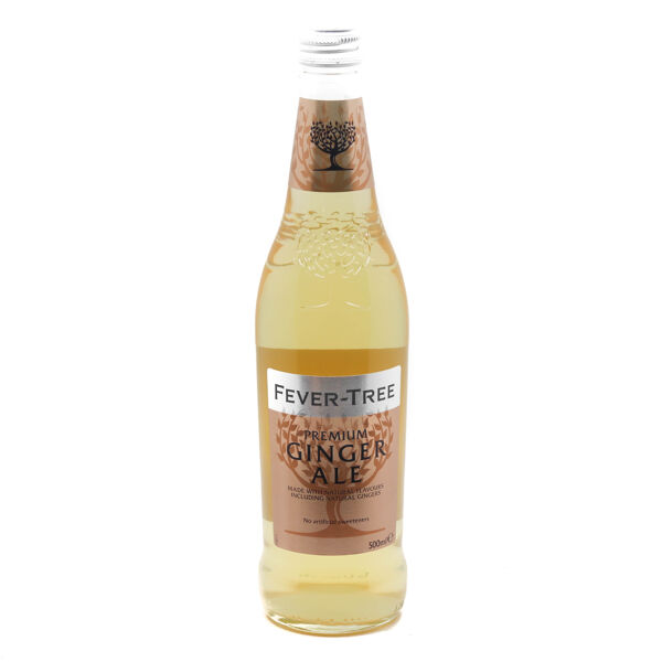 Fever Tree Ginger Ale 500