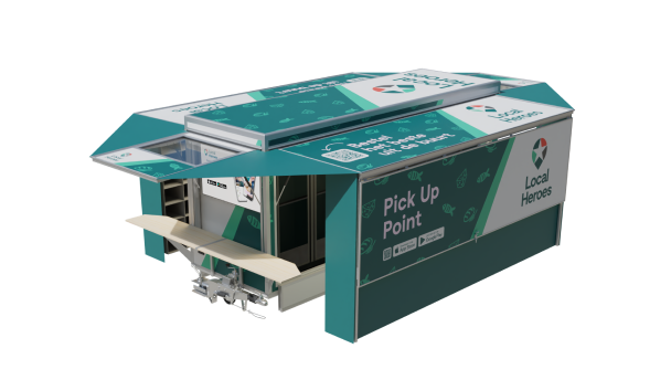 Pick Up Point